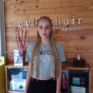 Cyberhair Salon